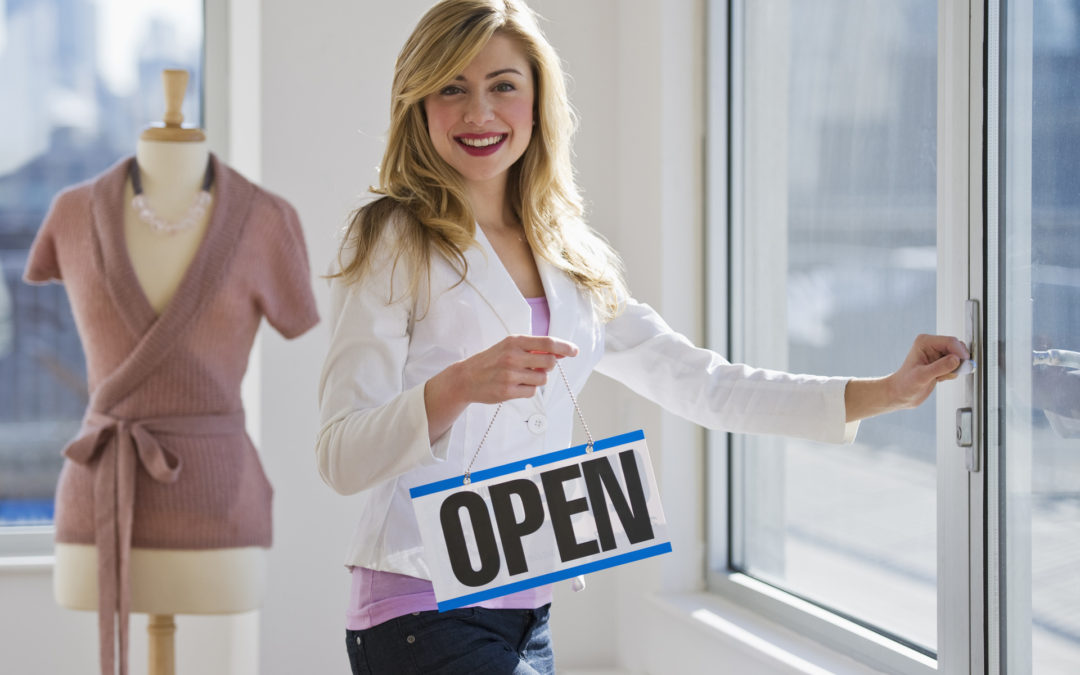 Why did you decide to start your first business?